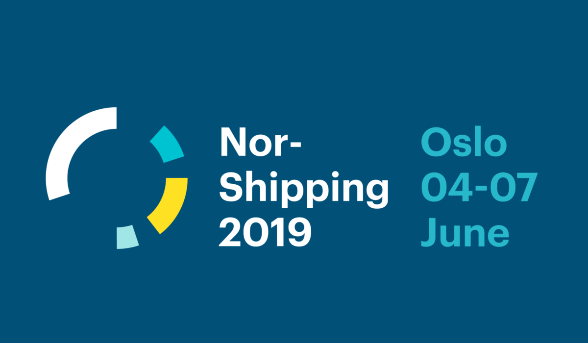 Meet us at Nor-Shipping from June 04th to 07th